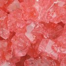 Red Strawberry Rock Candy Strings: 5 lb Box