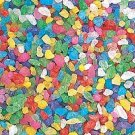 Rock Candy Crystals Assorted Colors: 5LBS