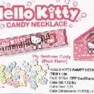 Hello Kitty Candy Necklace: 12 Count