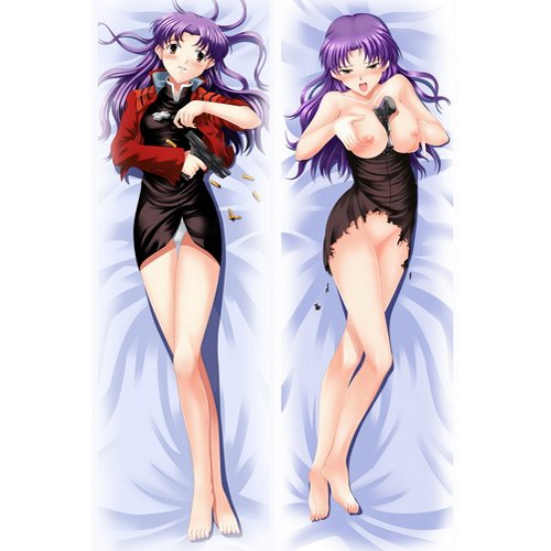 Evangelion Dakimakura Hugging Body Pillow Case H641