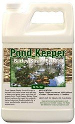 Barley Straw Extract by Pond Keeper 1 Gallon