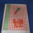 If you carrot all handmade Greeting Card M6