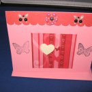 Valentine butterflies handmade Greeting Card V1