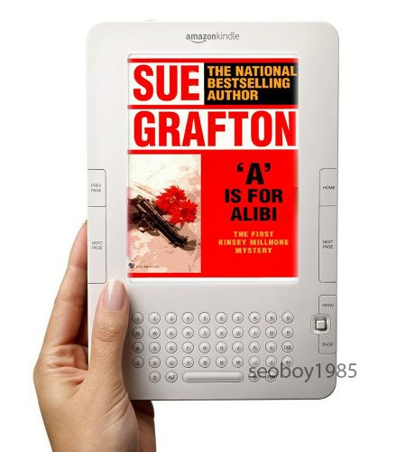 Sue Grafton collection! The Alphabet Series for Kindle