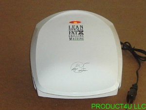 GEORGE FOREMAN GR26CB FAMILY SIZE GRILL