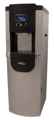 Soleus Air WA2-02-50A Water Cooler with VFD display & Stainless Steel finish & LED light sensor NEW