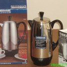 FARBERWARE FCP412 4-12 CUP PERCOLATOR