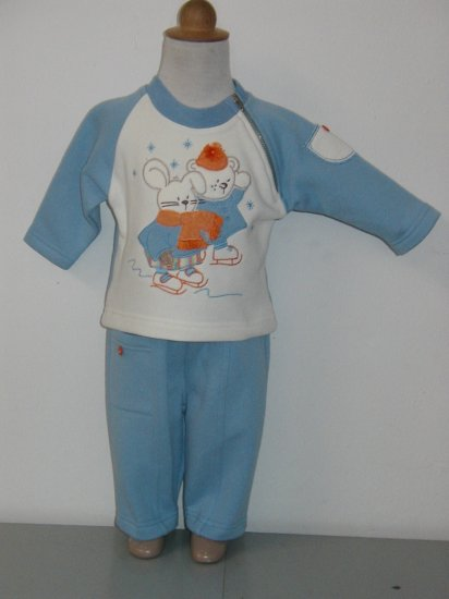 Early Fall SALE item- Patineur - Size 6M