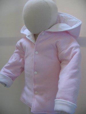 SUCETTE Antimicrobial Cotton Parka jacket- 12M, Sky blue. Imported.