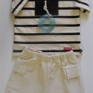 End of Summer SALE item- AZUR Set- 4T, Imported from France- FREE SHIPPING