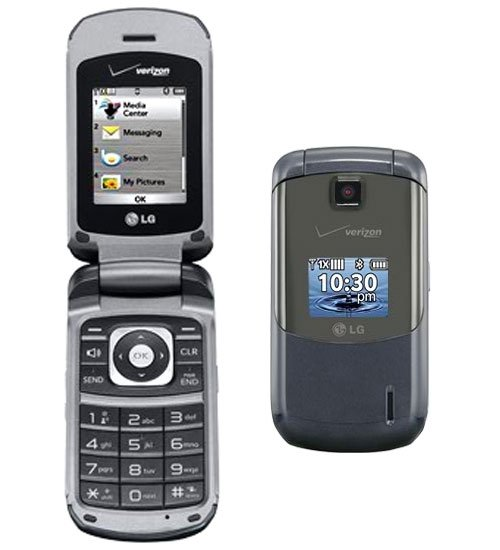 LG Accolade VX5600 Prepaid Verizon Cell Phone