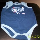 Homerun Hero Onesie Circo Baby Blue and Navy