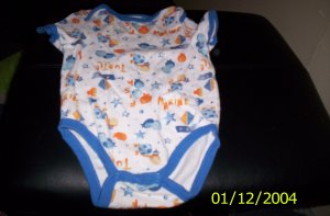 Circo 9 MOnths Marine Outfit