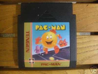 NES Game Tengen Pac-Man Game *RETRO VINTAGE* Used