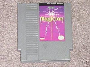 NES Game Magician Rare Vintage Retro