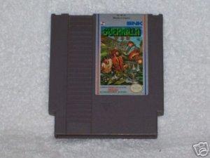 NES Guerrilla Game Retro Vintage Rare