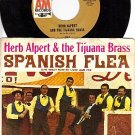 NM AM 792 45+ PS HERB ALBERT Spanish Flea ~ What Now My