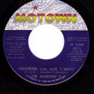 M- MOTOWN JACKSON 5 1308 Whatever You Got I Want ~ Quit