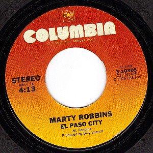 NM COLUMBIA MARTY ROBBINS 10305 El Paso City/I'm Gone