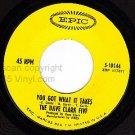 NM EPIC 5-10144 BOB DYLAN You Got What It Takes/Rhythm