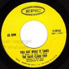EPIC 5-10144 45 DAVE CLARK FIVE ~ You Got What It Takes