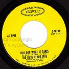 EPIC 5-10144 45 BOB DYLAN You Got What It Takes/Rhythm