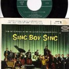 NM 45 + PS CAPITOL EAP 1-929 SING BOY TOMMY SANDS Lord