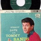 NM 45 + PS CAPITOL EAP 3-848 STEADY DATE TOMMY SANDS