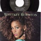 ARISTA 9466 45 + PS WHITNEY HOUSTON ~ Greatest Love All