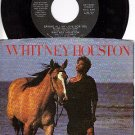 ARISTA 9381 45 + PS WHITNEY HOUSTON Saving All My Love