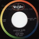 NM VEE-JAY 477 45 FRANK IFIELD Lovesick Blues ~ Anytime