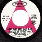 NM PROMO EPIC 10556 ROCKI LANE Happy Hairy Hippy Claus