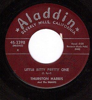 ALADDIN 3398 45 THURSTON HARRIS Little Bitty Pretty One