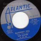 NM ATLANTIC 45 HANK CRAWFORD BlueBerry Hill ~ Any Time