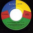 MCA 41236 ELTON JOHN Conquer The Sun ~ Little Jeannie