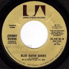 UA XW198 JOHNNY RIVERS Blue Suede Shoes/Stories A Child