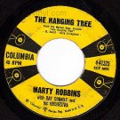 COLUMBIA MARTY ROBBINS 41325 The Hanging Tree/Country