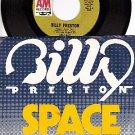 AM 1463 45+ PS BILLY PRESTON Space Race ~ Gonna Make It