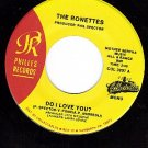 NM PHILLES 3207 RONETTES Do I Love You ~ Chapel Of Love