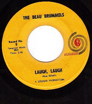 AUTUMN 8 45 BEAU BRUMMELS Laugh/Still In Love With You