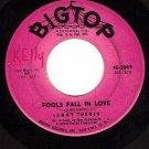 BIGTOP 3049 45 SAMMY TURNER Fools Fall In Love/My Love