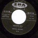 ERA 3018 45 DONNIE BROOKS Mission Bell ~ Do It For Me