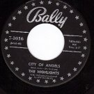 BALLY 7-1016 HIGHLIGHTS City Of Angels ~ Listen My Love