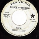 PROMO 47-8721 REPARATA AND THE DELRONS I Can Tell/Take
