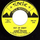 M- 45 RIPETE 131 JAMES BROWN Out Of Sight/Please Please