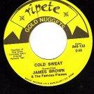 M- 45 rpm RIPETE 132 JAMES BROWN Cold Sweat ~ I Got You