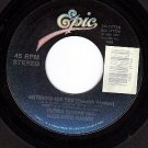 NM 45 rpm EPIC 34-07759 GLORIA ESTEFAN Anything For You