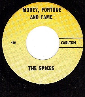 NM CARLTON 480 THE SPICES Money Fortune And Fame ~ Tell