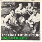 PS 45 COLUMBIA 4-41571 THE BROTHERS FOUR ~ Greenfields