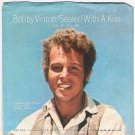 PICTURE SLEEVE PS BOBBY VINTON Sealed With A Kiss/Life